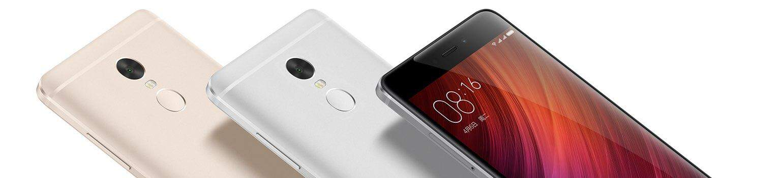 Xiaomi Redmi Note 4 modellen