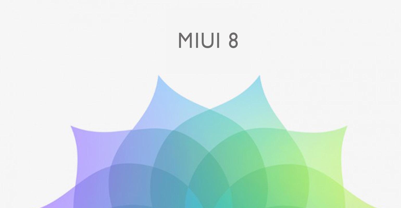 arwork van MIUI 8
