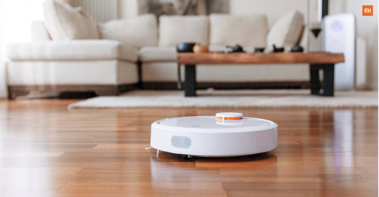 Foto Xiaomi Mi Robot Vacuum