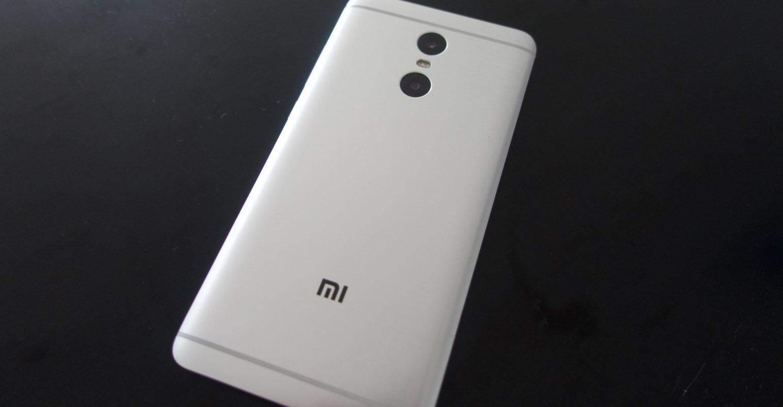 Xiaomi Redmi Pro review achterkant