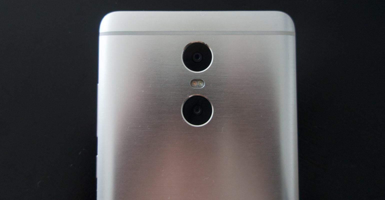 Xiaomi Redmi Pro review dubbele camera