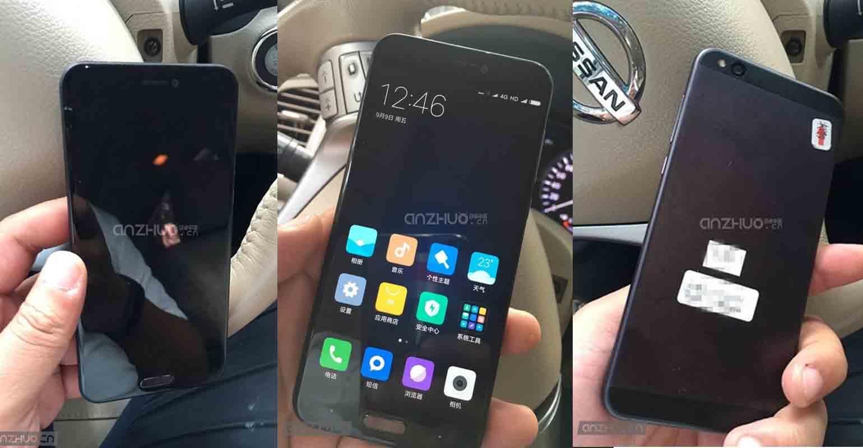 Nieuw Xiaomi toestel