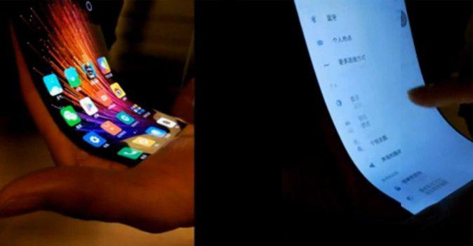 Buigbaar Xiaomi toestel