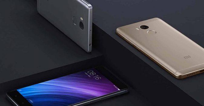 Xiaomi Redmi 4 serie