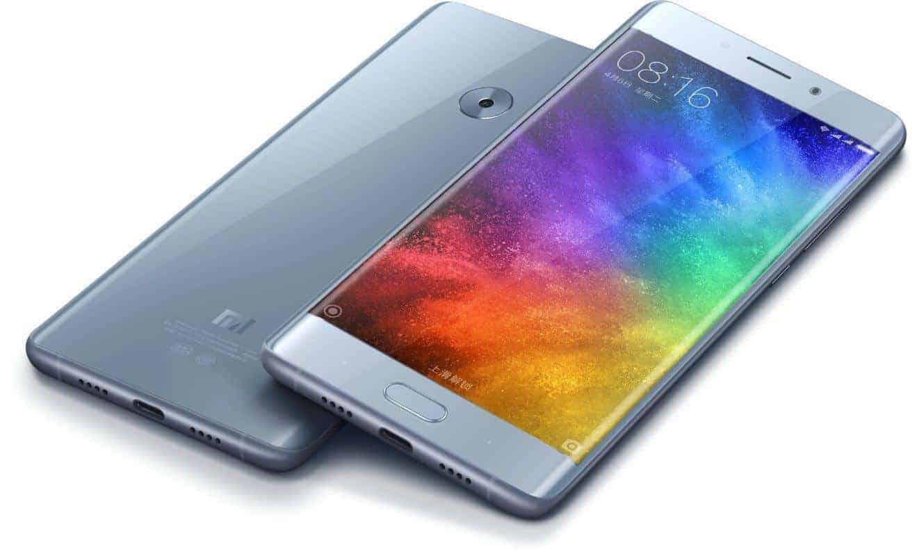 Xiaomi Mi Note 2 camera