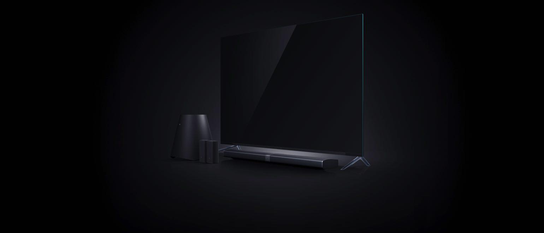 Xiaomi Mi TV 4 en speakers