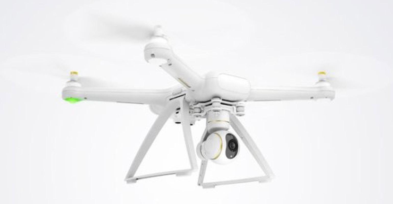 Xiaomi 4k drone