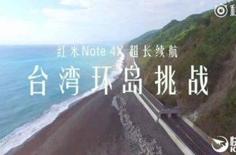 Xiaomi Redmi Note 4X batterij test