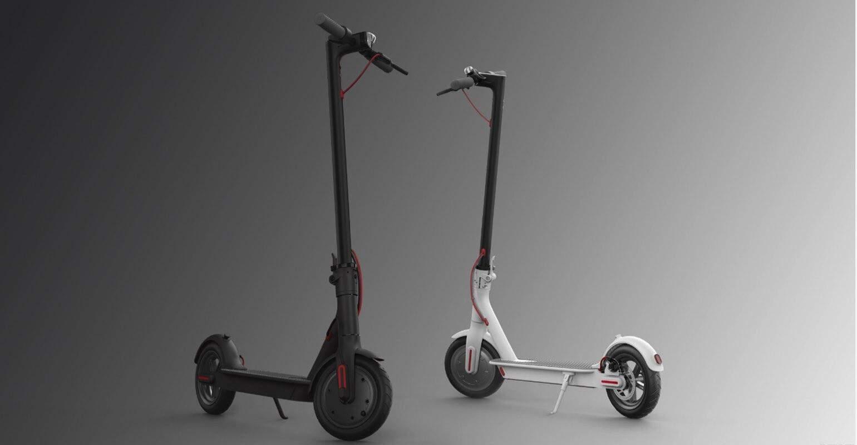 xiaomi m365 electric scooter nooit meer afhankelijk van. Black Bedroom Furniture Sets. Home Design Ideas