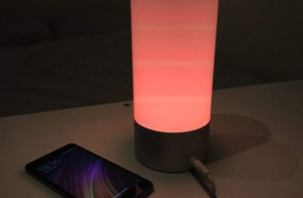 Xiaomi Yeelight Bedside Lamp review
