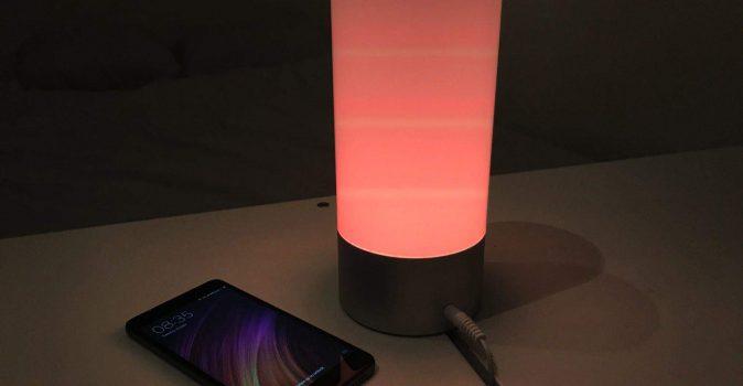 Xiaomi Yeelight Bedside Lamp review