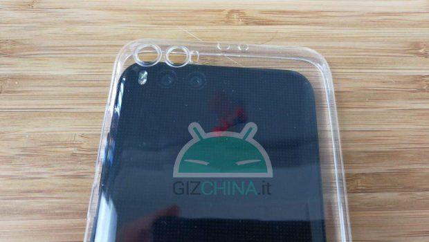 Komt er dan toch een Xiaomi Mi 6 Plus? Case uitgelekt