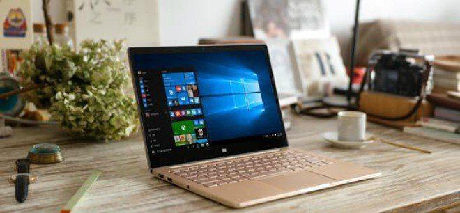Nieuwe generatie Xiaomi Mi Notebook Air met vingerscanner en nieuwe processor en videokaart