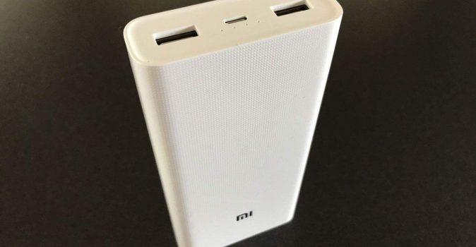 Review Xiaomi Mi Powerbank 20000mAh