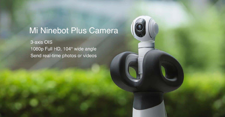 Xiaomi Mi Ninebot Plus Camera