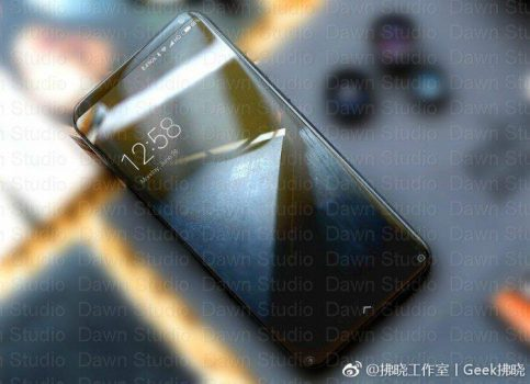 Xiaomi bereidt ontwikkelaars voor op Xiaomi Mi MIX 2, foto's gelekt