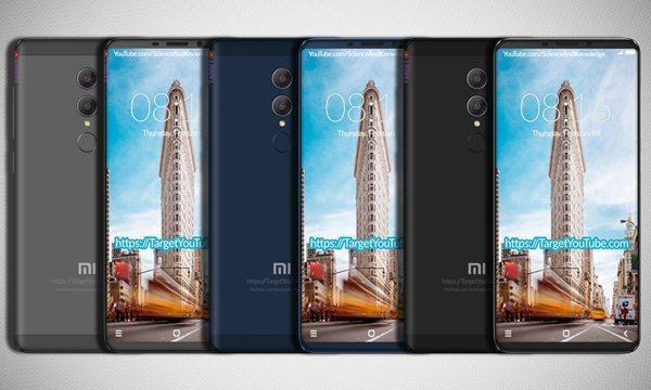Allegedly the various versions of the XiaomiRedmi Note 5