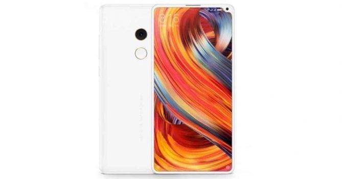 Releasedatum Xiaomi Mi Mix 2S met supersnelle Snapdragon 845 processor bekend