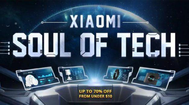 Xiaomi en Gearbest presenteren de mooiste kortingen