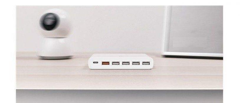 Xiaomi 6-port USB charger