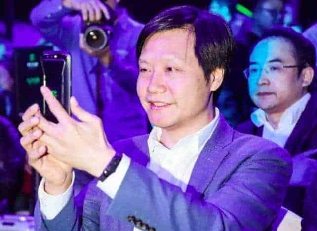 Xiaomi topman Lei Jun