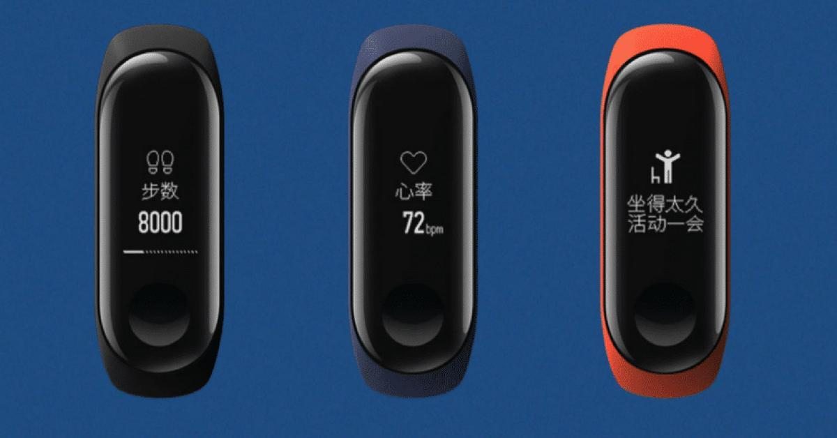 Xiaomi Mi Band 3, een echte gamechanger. Dit is de beste fitnesstracker!