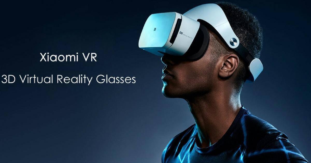 Xiaomi VR 3D Bril