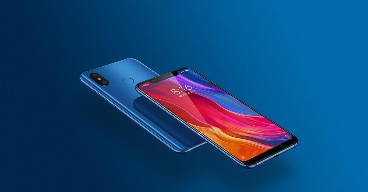 XiaomiMi8header