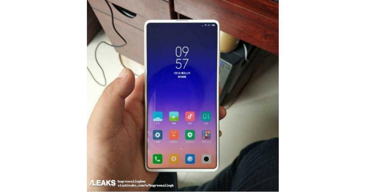 Xiaomi Mi Max 3 werkend