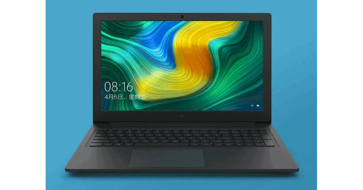 Xiaomi Mi Notebook met volledig toetsenbord