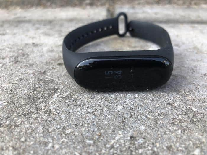 XiaomiMiBand3 MiFans 4