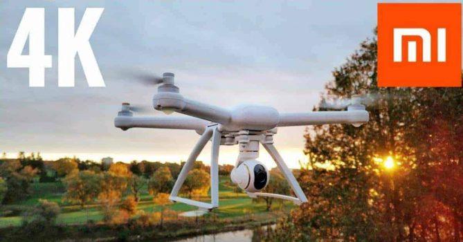 De modernste goedkope drone met camera Xiaomi Mi 4K drone