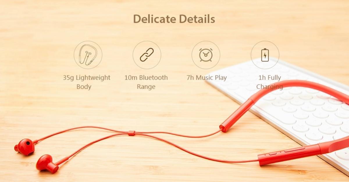 Xiaomi draadloze hoofdtelefoon