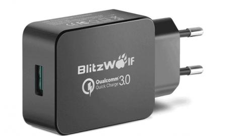 BlitzWolf-oplader (QC 3.0)