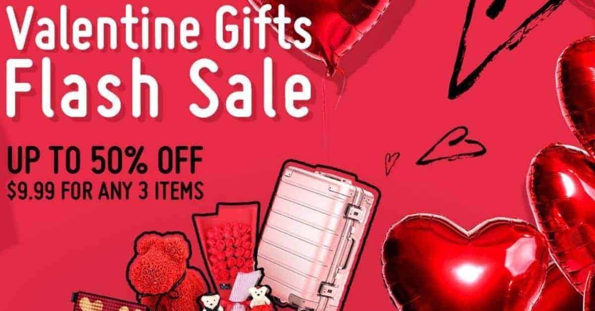 Xiaomi Mi fans deal week 4 valentijn feat