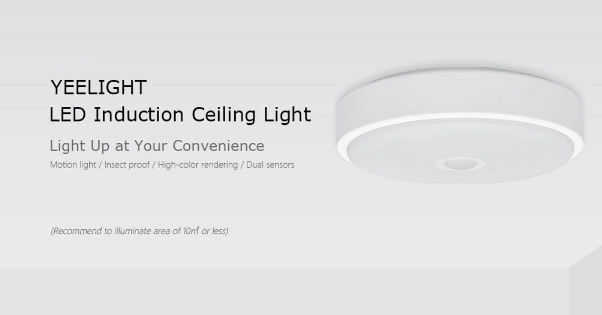 Xiaomi Yeelight insectenwerende plafondlamp
