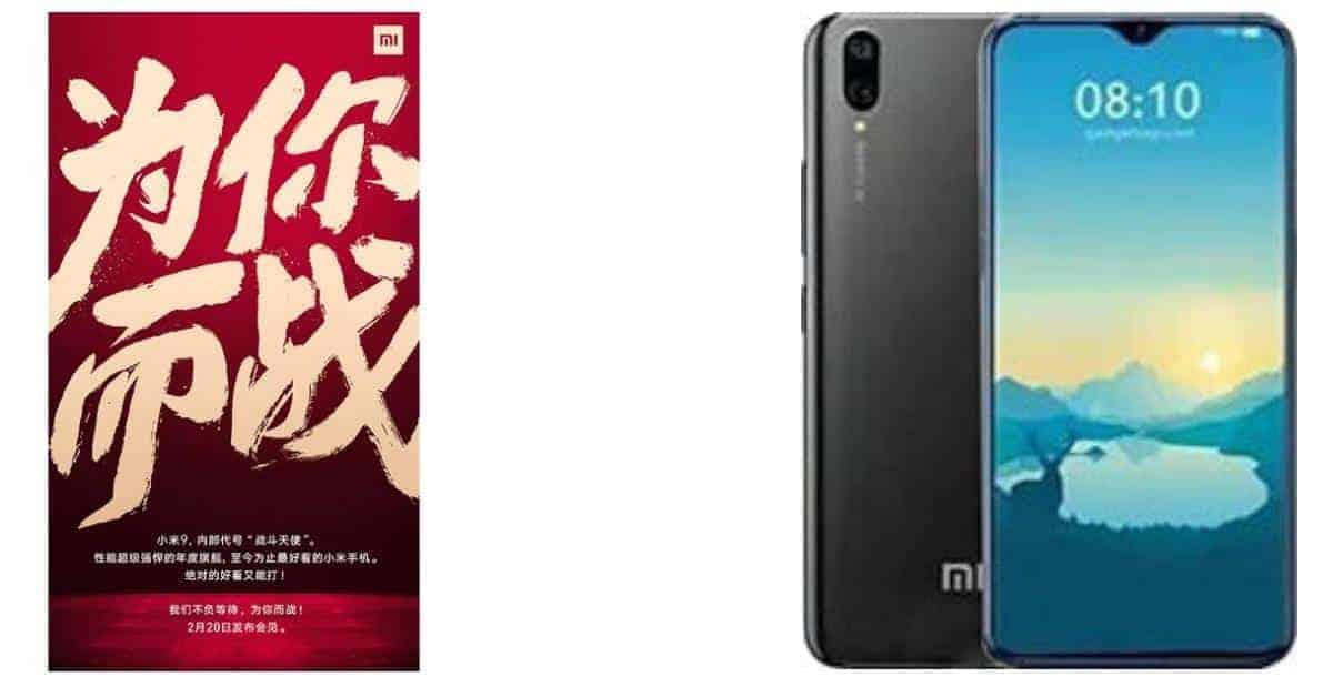 Xiaomi Mi 9 aankondiging en smartphone