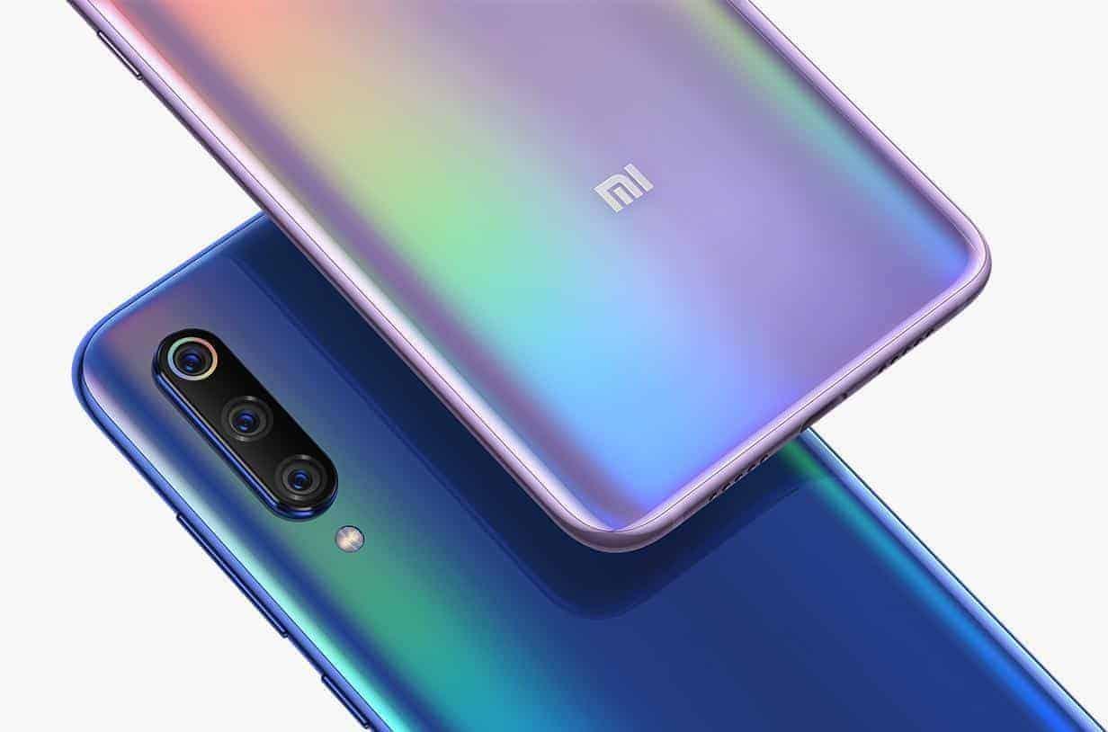 Xiaomi Mi 9 officieel
