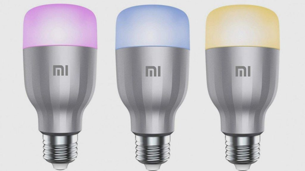 Xiaomi-Yeelight-smart-led-bulb