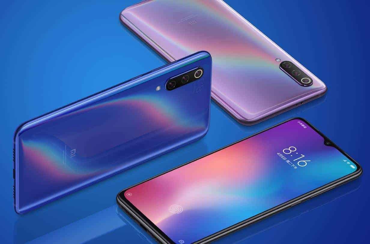 XiaomiMi9 1