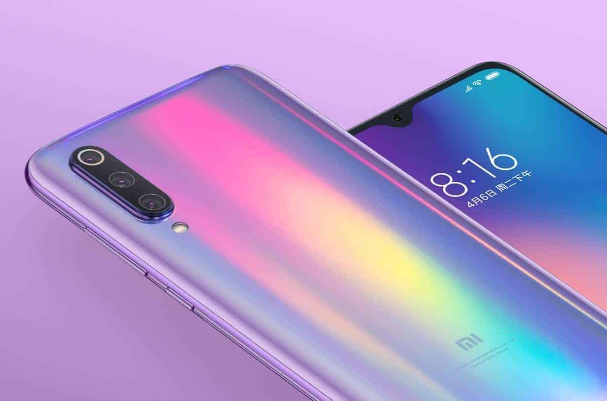 XiaomiMi9 2