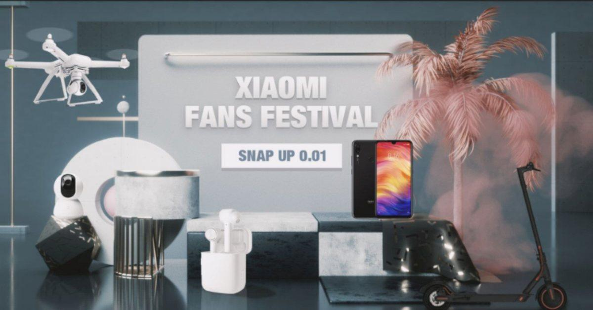 Xiaomi Mi fans beste deals week 14