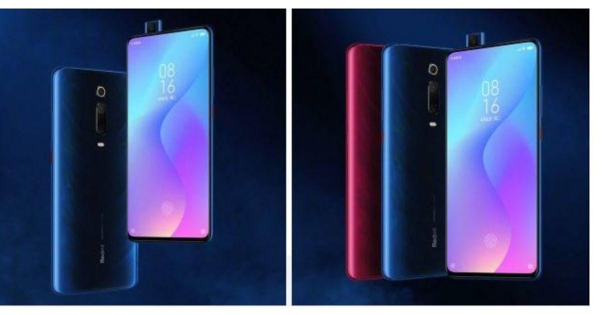 Xiaomi Redmi K20 en Xiaomi Redmi K20 Pro