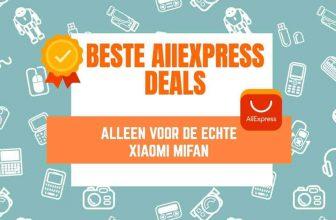 De beste deals van AliExpress voor Xiaomi Mi Fans