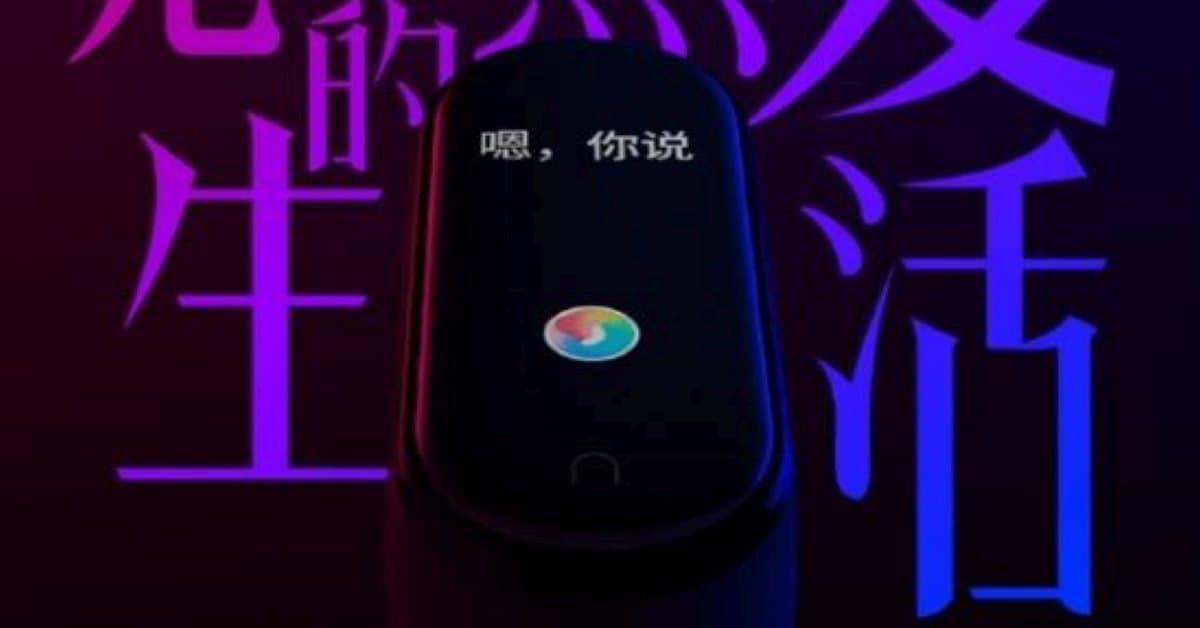 Xiaomi Mi Band 4 met kleurendisplay