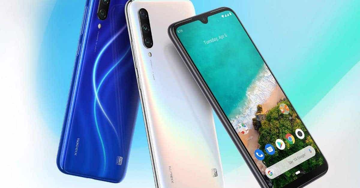 Xiaomi Mi A3 Smartphone gelanceerd