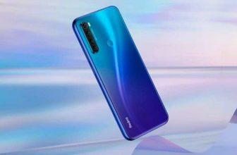 Xiaomi Redmi Note 8 feat