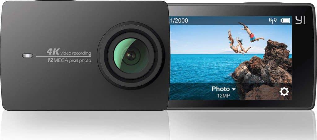 Xiaomi Yi Action camera's
