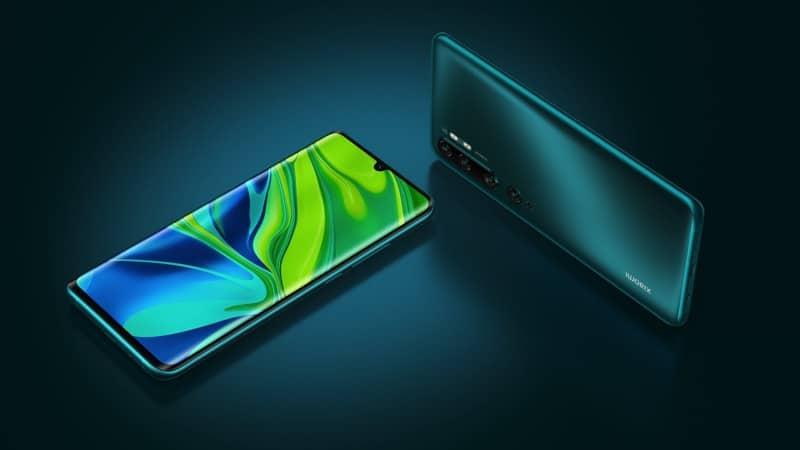 Xiaomi Mi Note 10 6