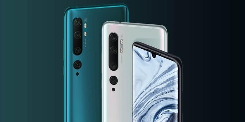 Xiaomi Mi Note 10 9